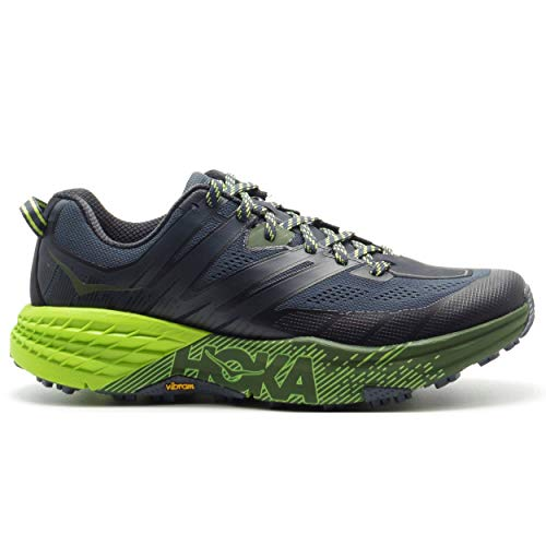 HOKA ONE ONE, SPEEDGOAT 3, Ebony/Black, 44 EUR