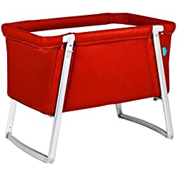 Babyhome - Minicuna dream red rojo
