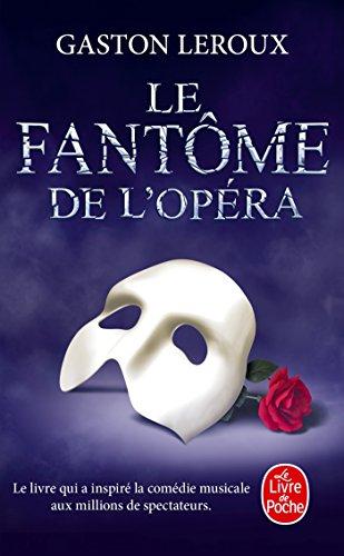 Le Fantôme de l'opéra (Policiers) por Gaston Leroux