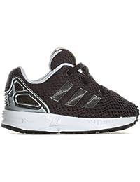 Chaussures adidas – Zx Flux Adventure Asymmetrical Primeknit noir/rose taille: 41 1/3 IunkN
