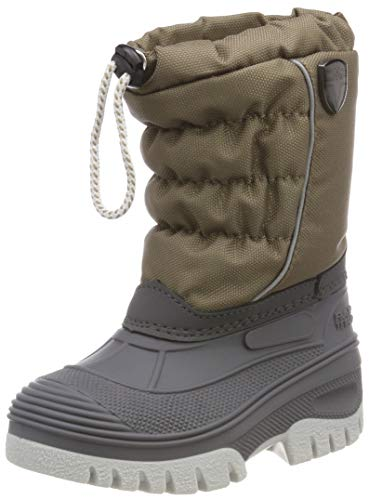 CMP Unisex-Kinder Hanki Bootsportschuhe, Beige (Sand A516), 29 EU