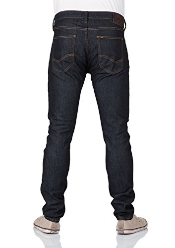 Lee Herren Tapered Fit Jeans Luke Dark Trace Rinse (ZL36)
