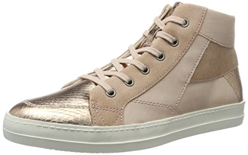 Tamaris Damen 25222 High-Top Pink (ROSE METL.COMB 532)