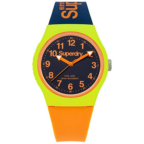 Superdry SYG164MU Montre Mix