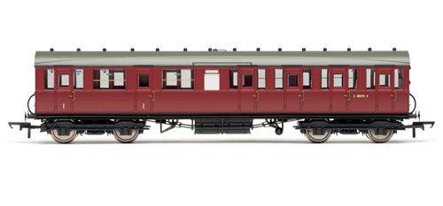 Hornby R4521B Br Gresley Non-vestibuled Suburban Composite Coach