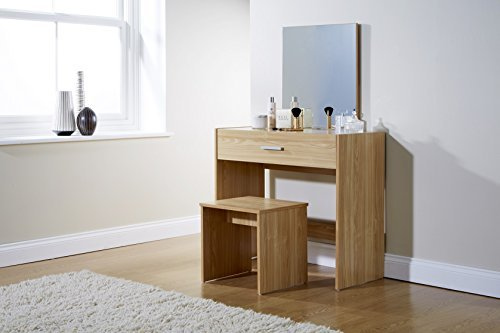 julia-dressing-table-set-3-colours-with-stool-and-mirror-oak-by-right-deals-uk