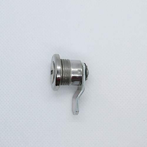 Briefkastenschloss passend für JU Briefkästen mit 4 Schlüssel - 4