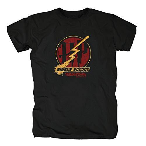 TSP Nimbus 200 000 Herren T-Shirt XXXL Schwarz
