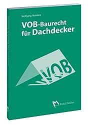 VOB-Baurecht für Dachdecker