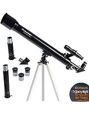 Celestron Power Seeker 21039 Telescope (Black)