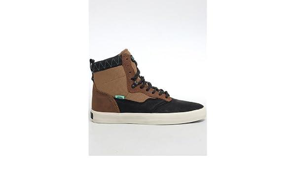 9b6f9f1b2c Vans OTW Lynwood (Tech) High top - Black Brown  Amazon.co.uk  Shoes   Bags