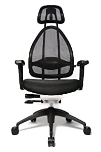 Topstar Open Art 2010 Swivel Chair - Black