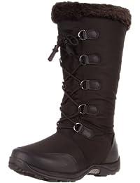 Baffin Damen Packables Outdoor Fitnessschuhe, Schwarz (Black), 39 EU