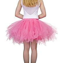 2be956802c3c Suchergebnis auf Amazon.de für: rosa langer Rock, Party - 1 Stern & mehr