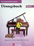 UEBUNGSBUCH 2 HAL LEONARD KLAVIERSCHULE - arrangiert für Klavier [Noten / Sheetmusic] Komponist: KREADER BARBARA + KERN