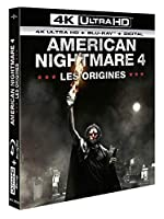 American Nightmare 4 : Les Origines [4K Ultra HD + Blu-ray + Digital]