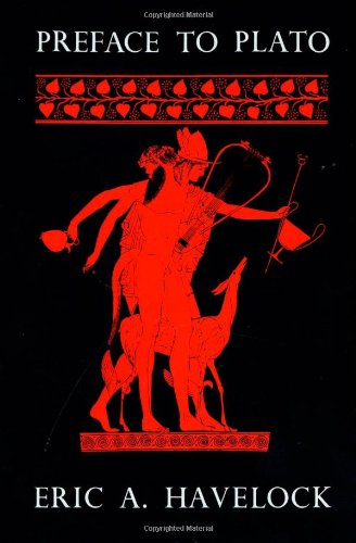Preface to Plato (Loeb Classical Library) por Eric A. Havelock