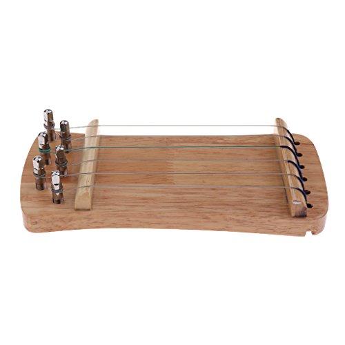 Guzheng Handtrainer Guzheng 6 Schnur-Finger-Trainingsgerät Zither-Praxis-Werkzeug