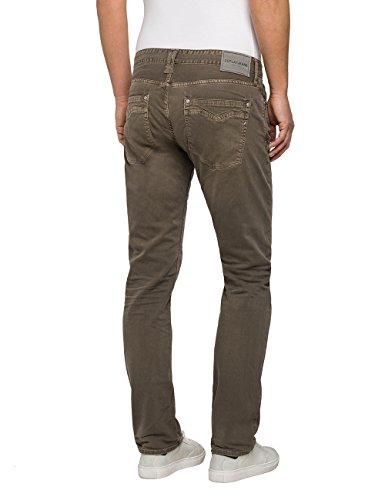 Replay Herren Straight Jeans Newbill Braun (Mud 50)