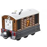 Thomas & Friends - Locomotora grande Toby (Mattel CBL83)