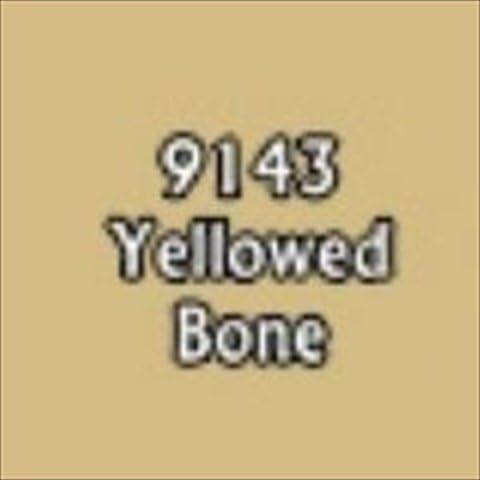Paint Yellowed Bone 1/2oz RPR 09143 Reaper by by by Reaper 15291f