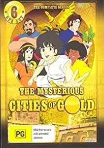 The Mysterious Cities of Gold - Complete Series - 6-DVD Set ( Esteban and the Seven Cities of Gold ) ( Les Mystérieuses cités d'or )
