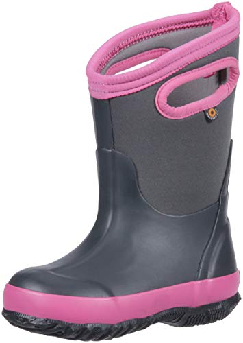 BOGS Unisex Kids Classic Snow Boot