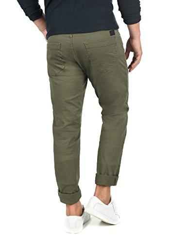 BLEND Saturn Herren Stoffhose 5-Pocket Pants lange Hose Dusty Green (70595)