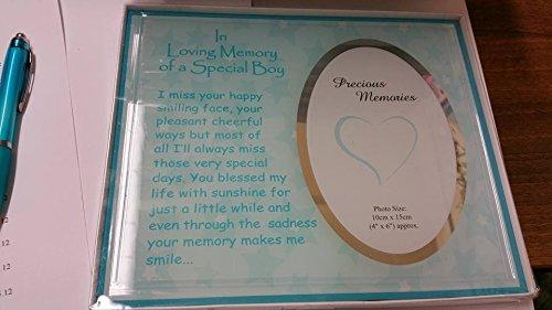 Bild In Loving Memory Special Boy (Bild Memory Loving)