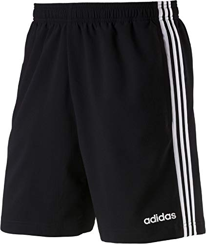 adidas Herren E 3S Chelsea Sport Shorts, Black/White, S -