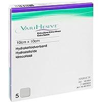 VARIHESIVE extra dünn 10x10 cm HKV hydroaktiv 5 St preisvergleich bei billige-tabletten.eu