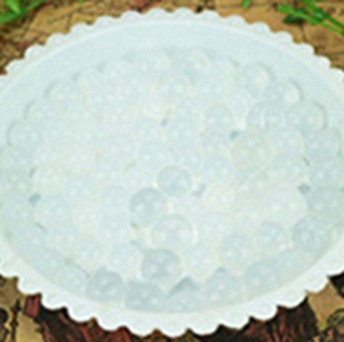LianLe - Juego 1200 Perlas Agua Gel decoración jarrones
