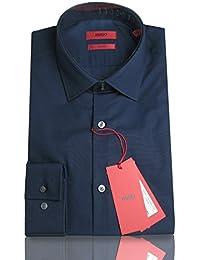 HUGO BOSS Business-Hemd | C-Jenno ( Slim Fit ) dunkelblau / dark blue