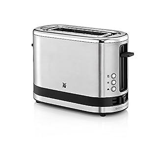 WMF-KCHENminis-1-Scheiben-Toaster-Langschlitz-XXl-Toast-Brtchenaufsatz-7-Brunungsstufen-berhitzungsschutz-600W-Edelstahl-matt
