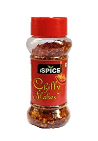 iSPICE Chilli Flakes Bottle Pack, 48g
