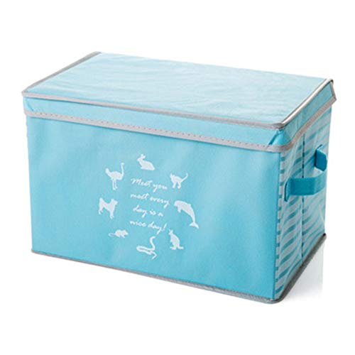 Jancery Stabile Aufbewahrungsboxen für Familie, platzsparend, für den Außenbereich, Garten, 45 x 35 cm, 4, 4