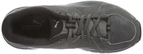 Puma Axis v3 SD Unisex-Erwachsene Sneakers Grau (dark shadow-black 03)