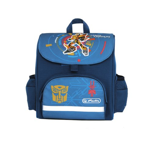 Herlitz 11280393 - Mini Softbag, Transformers