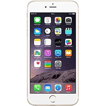Apple iPhone 6 Plus UK Smartphone - Gold (16GB) (Renewed)