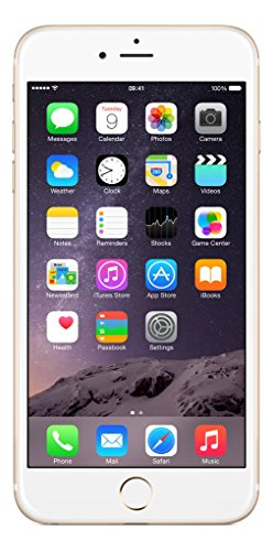 Apple iPhone 6 Plus UK Smartphone - Gold (16GB) (Certified Refurbished)