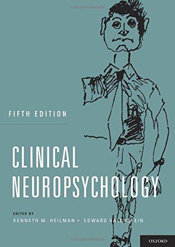 Clinical Neuropsychology por MD Kenneth M. Heilman