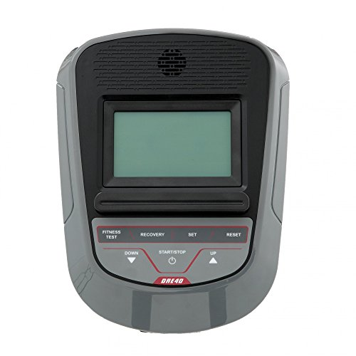 Spirit Cross Trainer DRE 40 – Ellipsentrainer mit Hand-Puls-Sensoren, Ergometer, Cardio Fitness - 5