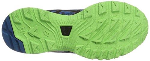 Asics Gel-Sonoma 3, Scarpe da Trail Running Uomo Multicolore (Thunder Blue / Black / Green Gecko)