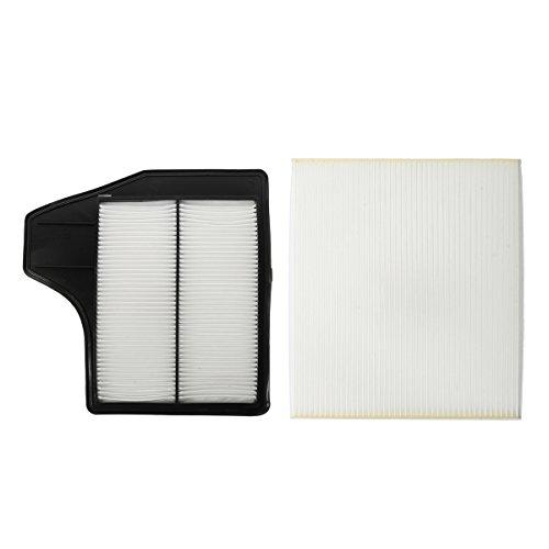 JenNiFer Car Engine Air Filter Cabin Filter Für Nissan Altima 4Cyl 2.5L 2013-16