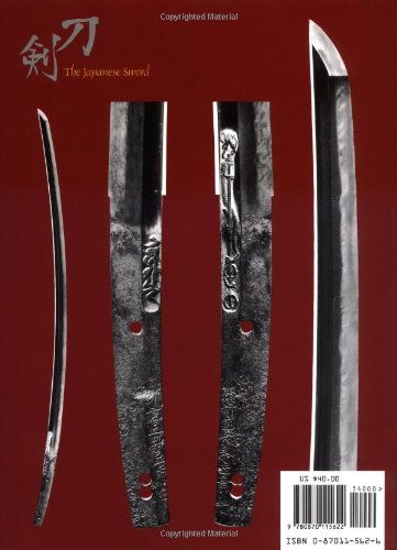 The Japanese Sword (Japanese arts library)