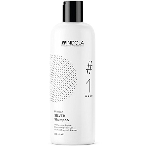 Indola Innova Silver Shampoo, 300 ml - 4.5 Star rating & 11 Reviews