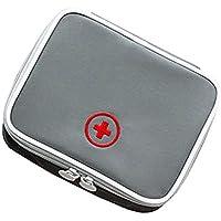 Graue tragbare medizinische Ausrüstungs-Reise-Ausrüstungs-Medizin-Speicher-Tasche im Freien erste preisvergleich bei billige-tabletten.eu