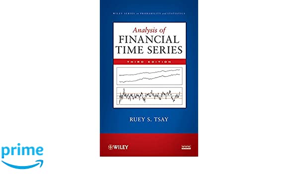 Analysis of financial time series amazon ruey s tsay libri in analysis of financial time series amazon ruey s tsay libri in altre lingue fandeluxe Images