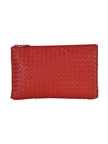 bottega-veneta-femme-256400b001o6417-rouge-cuir-trousse-de-toilette