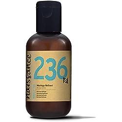 Naissance Aceite Vegetal de Moringa 100ml - 100% puro, refinado, prensado en frío, vegano y no OGM ...